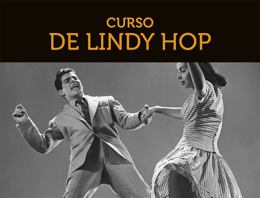 curso de lindy hop en Friends and Family